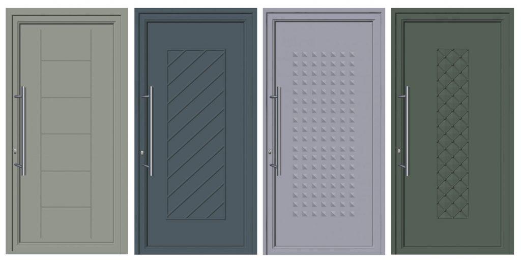 Πόρτες Αλουμινίου