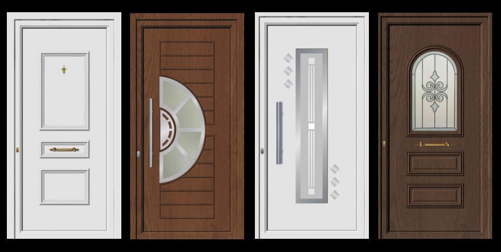 PVC Πόρτες